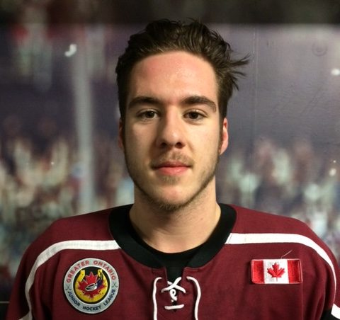 Maroons Re-Sign Defenceman