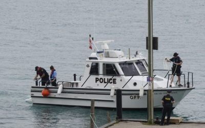 BlackburnNews.com - Police recover body from Lake Erie