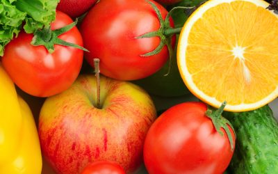 Generic fruits and vegetables. (Photo by © Can Stock Photo / Serg64)