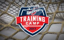 The Spitfires training camp opens August 28. (Photo courtesy of Spitfires)