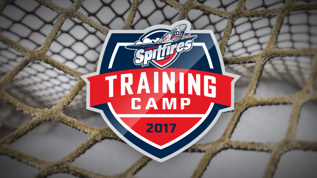 Spits Training Camp Opens Soon