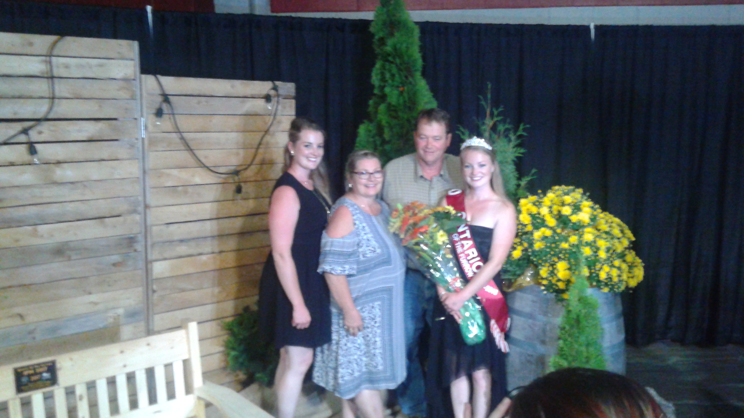 2017 Queen Of The Furrow Crowned In Brussels