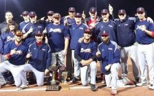 Sarnia Braves Champions Sept 6 courtesy of Facebook