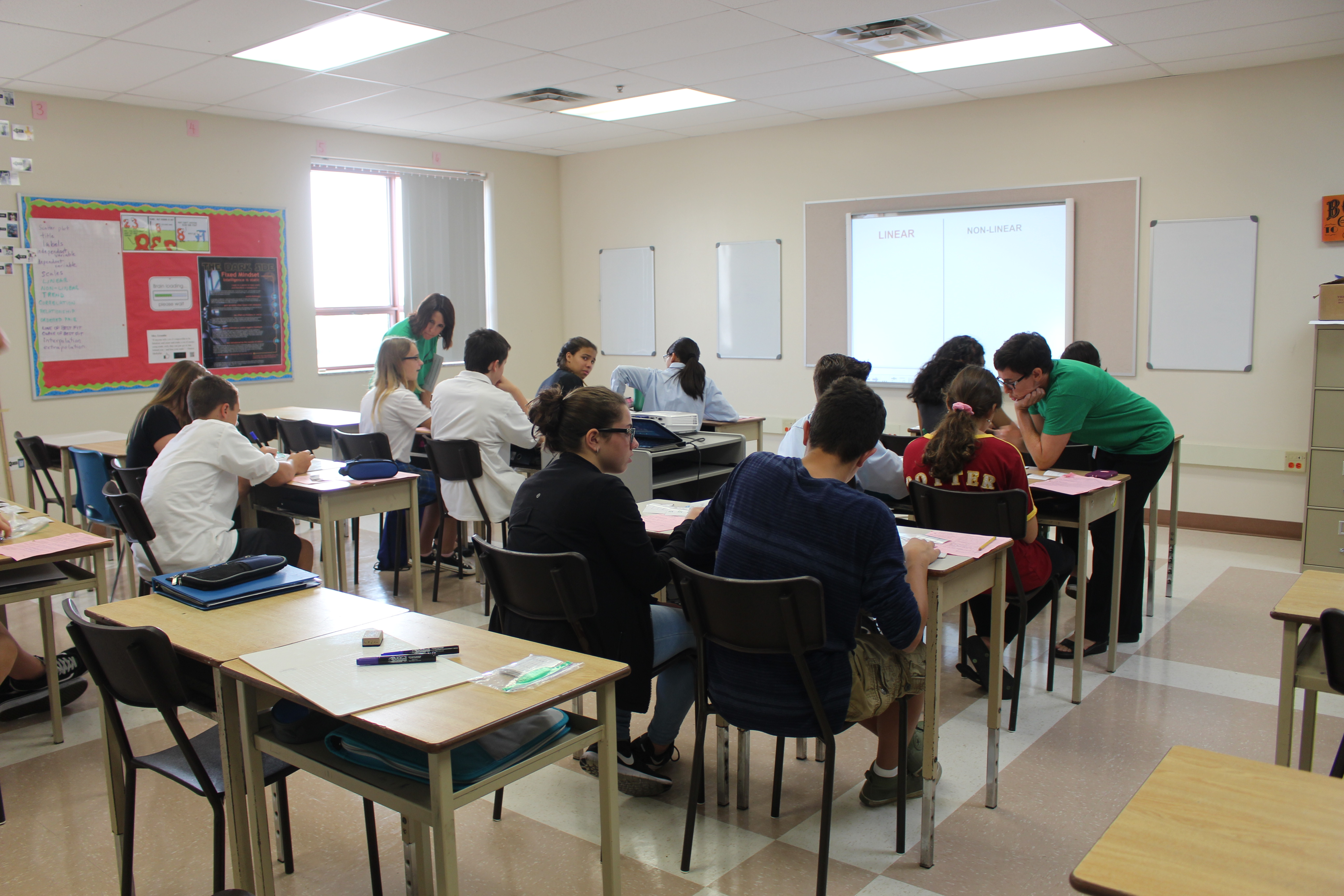 Local Boards Analyzing EQAO Tests