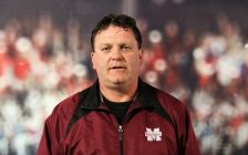 Chatham Maroons head coach Ron Horvat. (Photo courtesy of Helen Heath)
