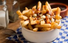 Poutine. (Photo by © Can Stock Photo / fudio)