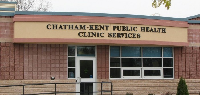 CK public health unit. (Photo courtesy of CKPHU)