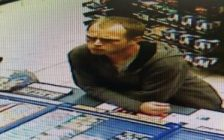 Windsor police release photo of a suspect wanted for credit card fraud.