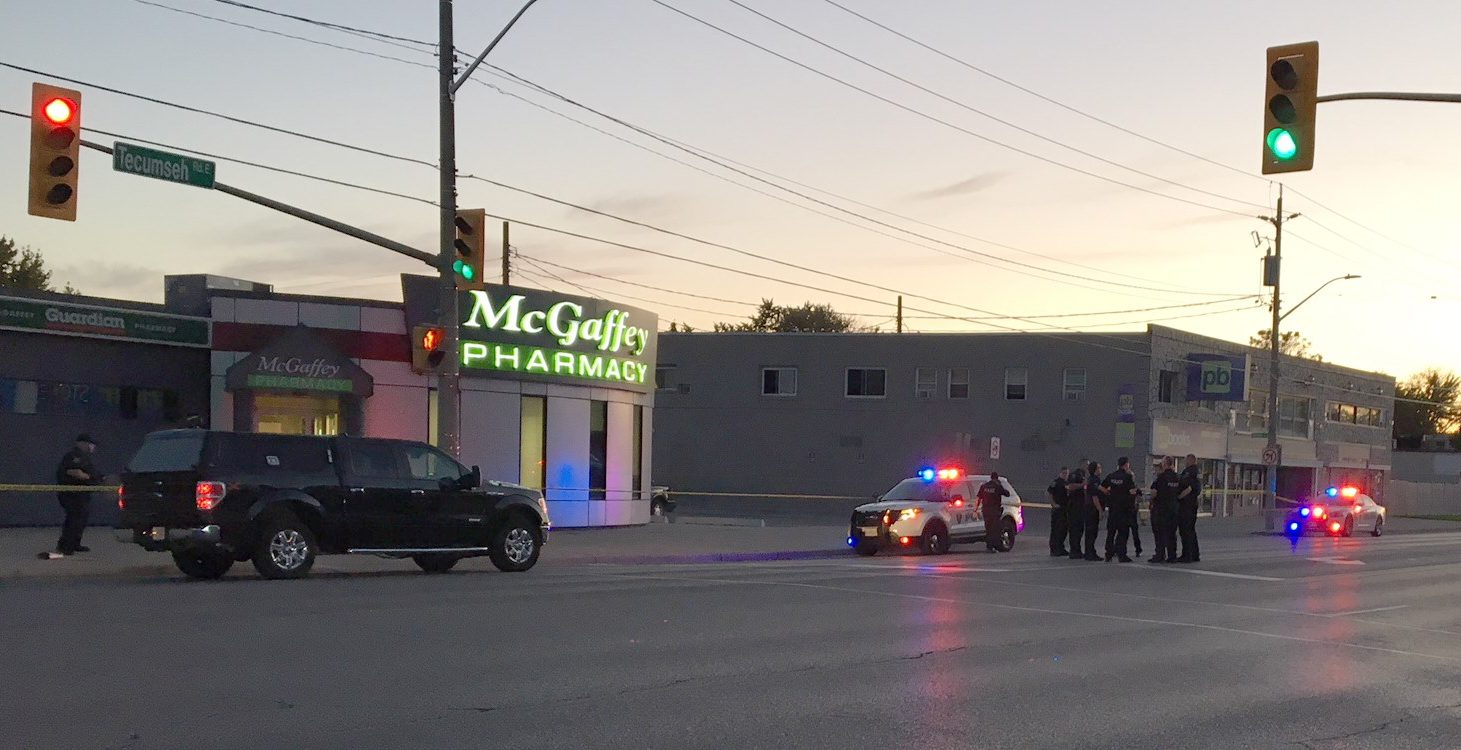 Police Continue To Investigate Shooting