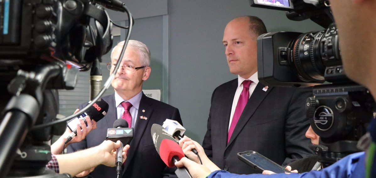 Transport Minister Says Government Is Committed To Gordie Howe Bridge