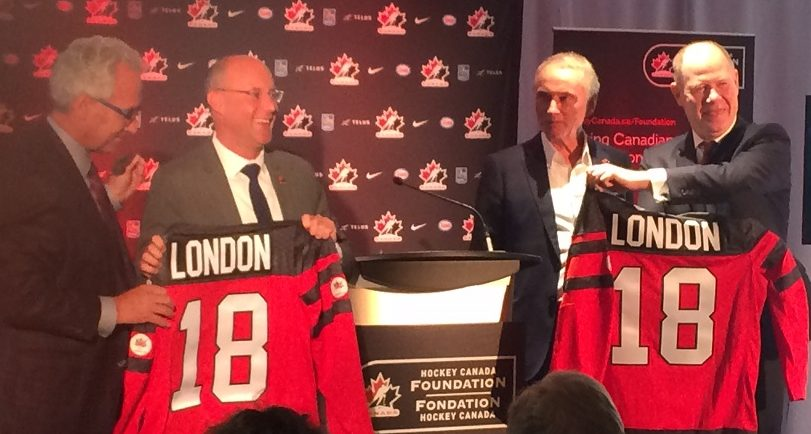 Hockey Canada To Honour Goyette, Babcock, Smyth