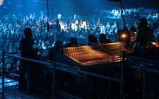 Sound technicians at a concert file photo courtesy of © Can Stock Photo / Paha_L