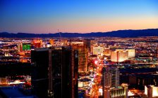 File photo of Las Vegas skyline courtesy of © Can Stock Photo / rabbit75can