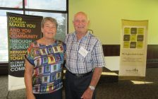 Sarnia Community Foundation Executive Director Jane Anema says Don Moore of Oil Springs. Submitted Photo.