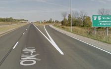 The Victoria Rd. exit on the eastbound Hwy. 401. (Photo courtesy of Google Maps)