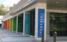 Photo of the W.F. Chisholm Library Branch courtesy of the Windsor Public Library.