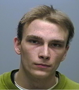 Damien Allison-Harding. (Photo courtesy of the Sarnia Police Service)