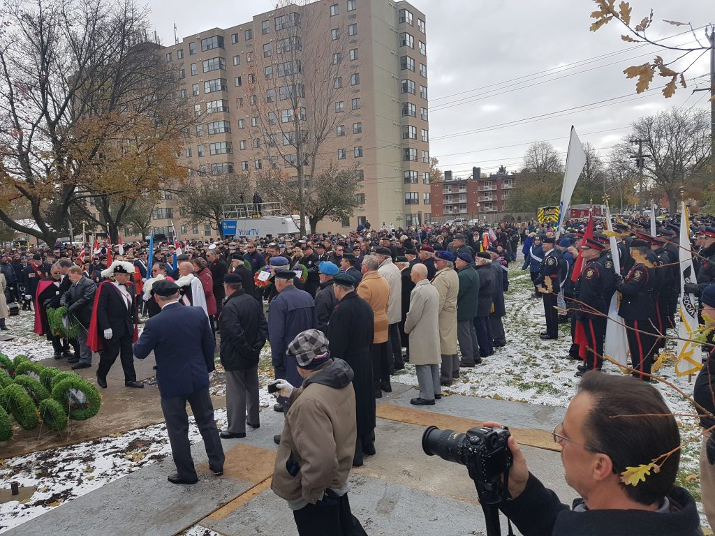 Remembrance Day Ceremony 9