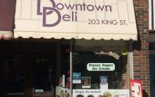The Downtown Deli in Chatham is closing. (Photo by Paul Pedro)