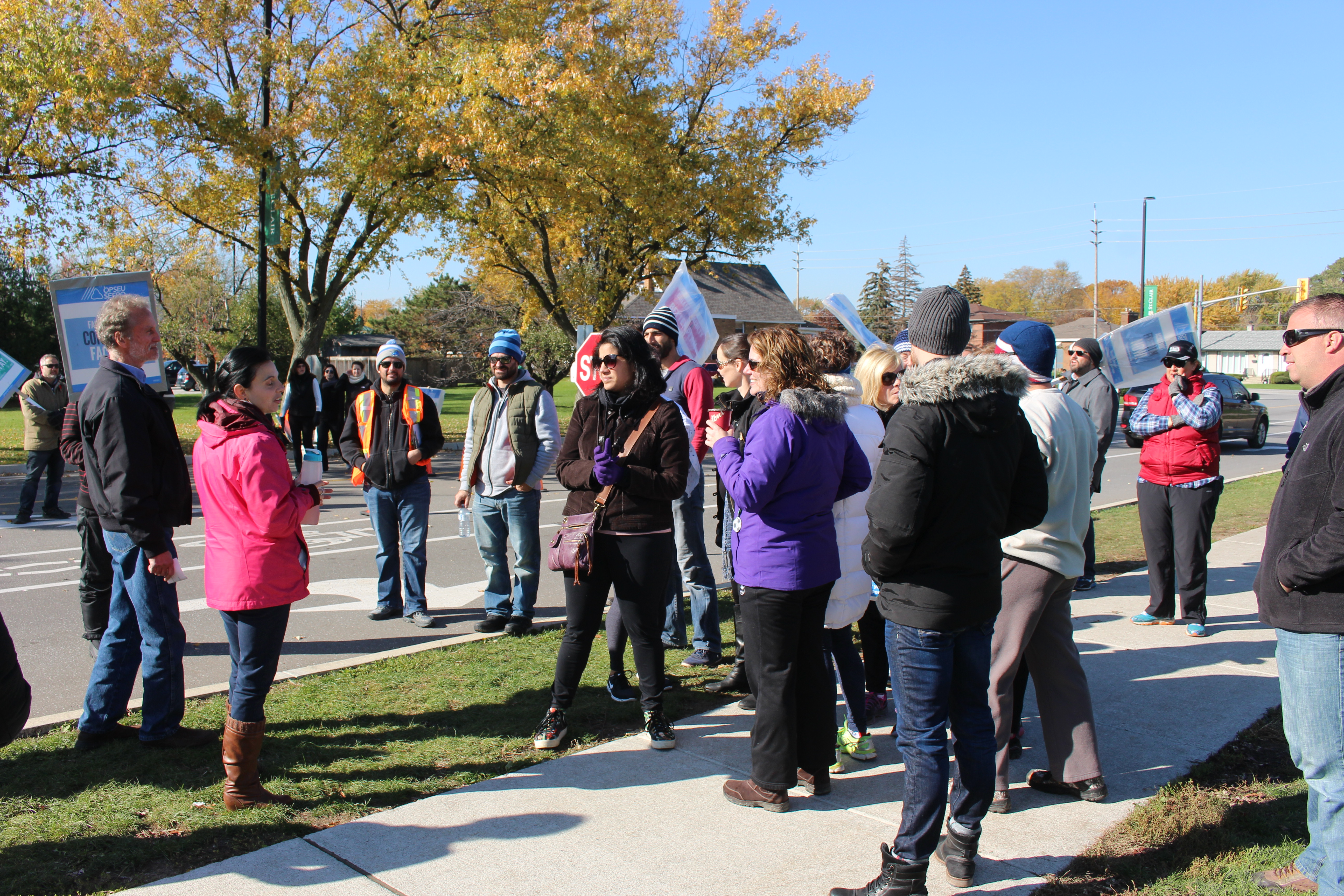 Reported Union Demand Complicates Prospective Collective Agreement