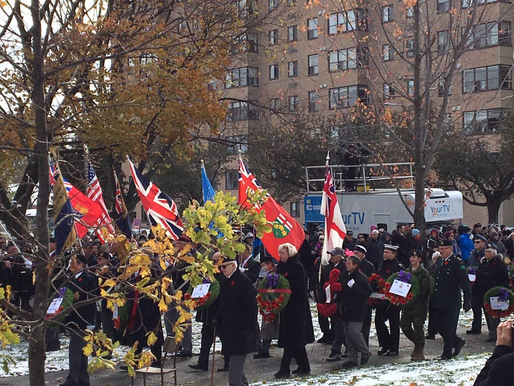 Remembrance Day Ceremony 5