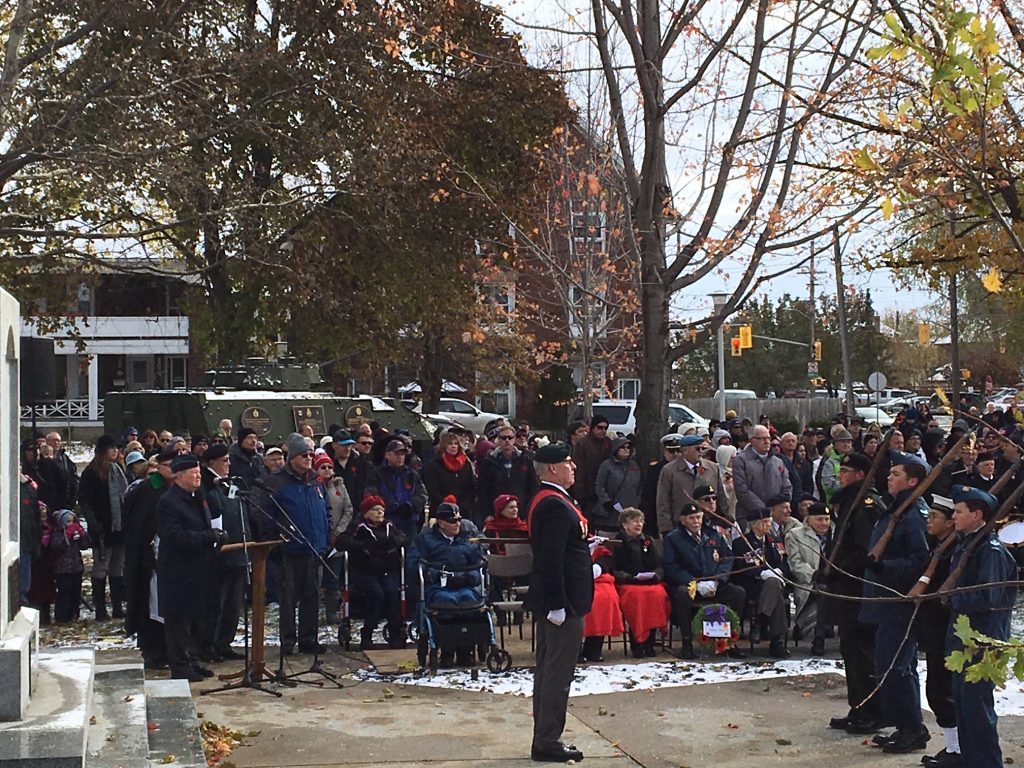 Remembrance Day Ceremony 6