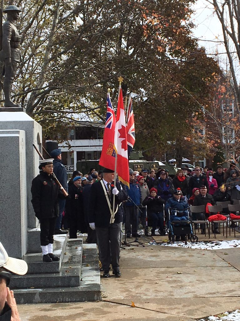 Remembrance Day Ceremony 2