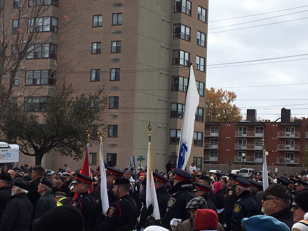Remembrance Day Ceremony 3