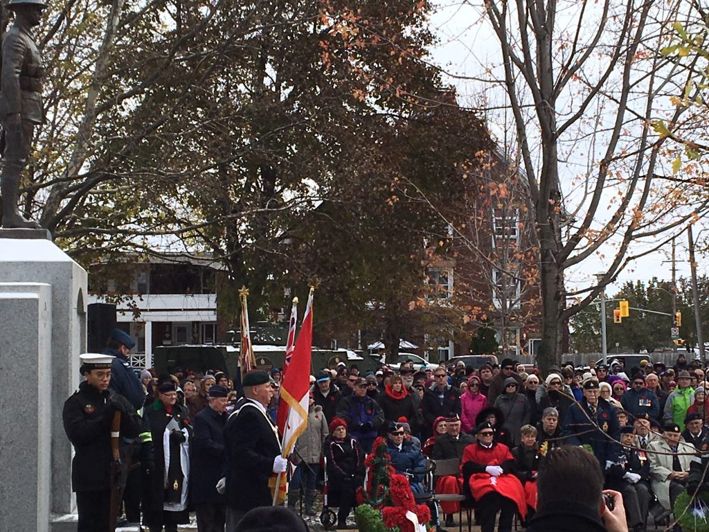 Remembrance Day Ceremony 4