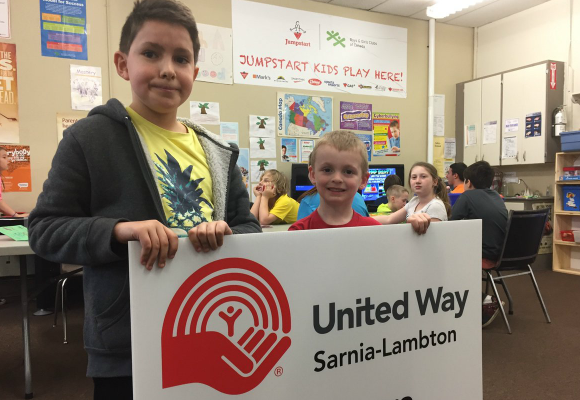 United Way campaign takes off