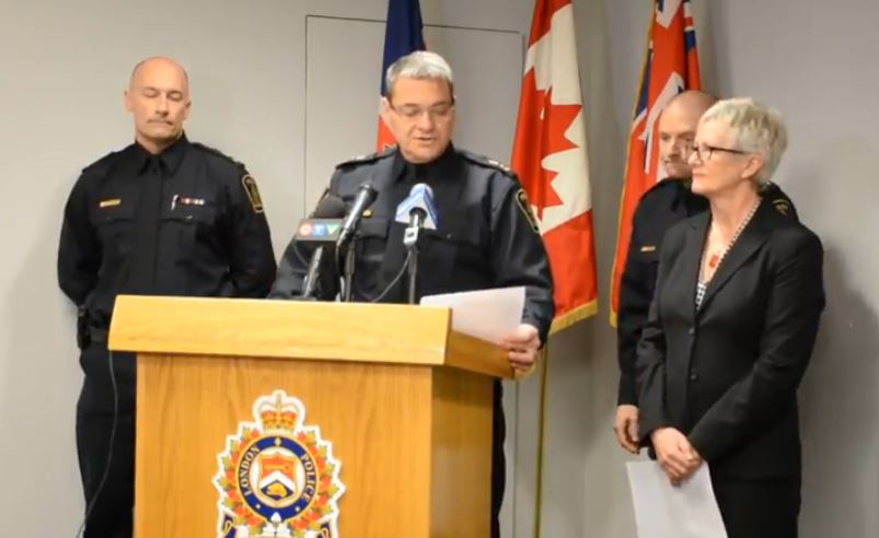 Police Promising More Transparency When Officers Charged