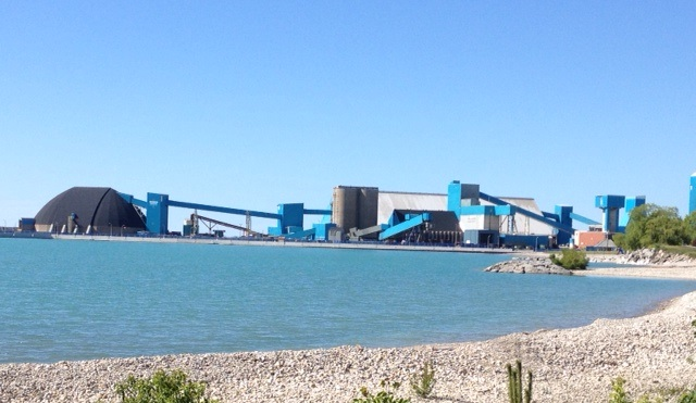 Lockout Continues For Security Guards At Goderich Mine