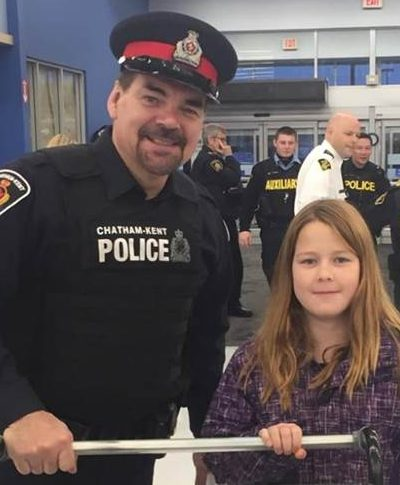 100 Lucky Kids Get To 'Shop With A Cop'