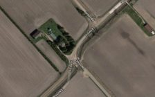 The intersection of 5 Line and Dillon Rd. (Photo courtesy of Google Maps)