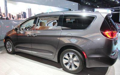 A Boost For The Chrysler Pacifica