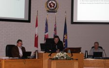 Day two of the 2018 budget deliberations at the Chatham-Kent Civic Centre. January 31, 2018. (Photo by Sarah Cowan Blackburn News Chatham-Kent).