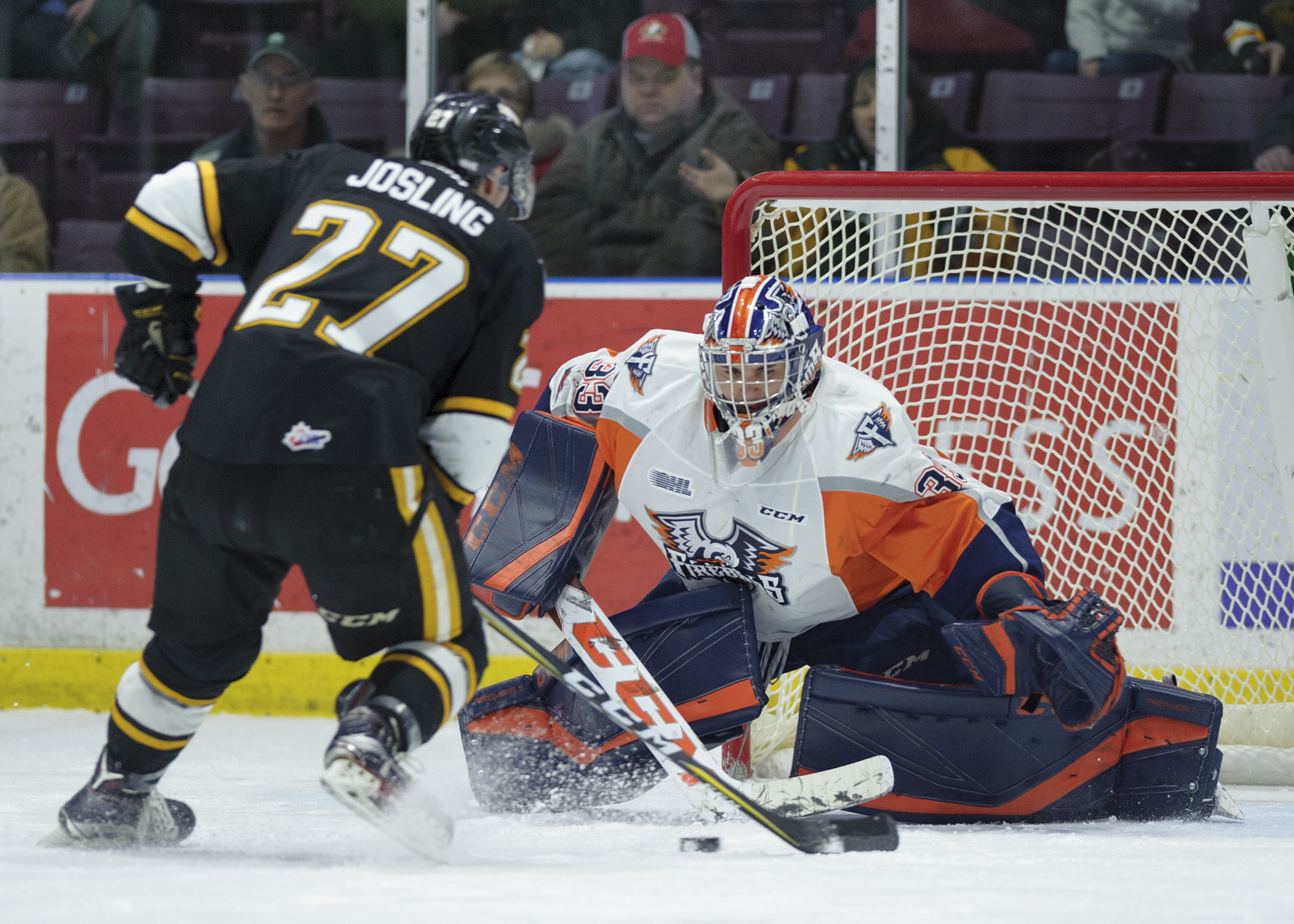 Sting Win 30th Game, Double Up Firebirds 6-3