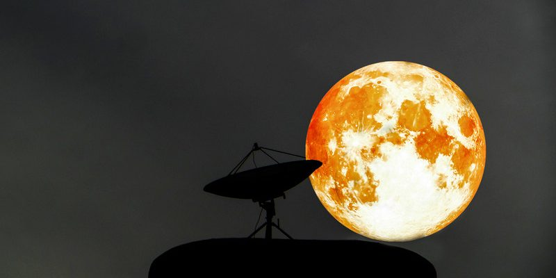 File photo of a super full blood moon courtesy of © Can Stock Photo / darkfoxelixir