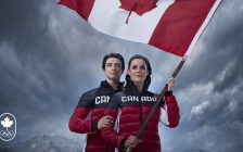 Photo from the Canadian Olympic Team official website, olympic.ca