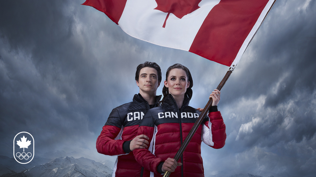 Virtue and Moir Golden Once More