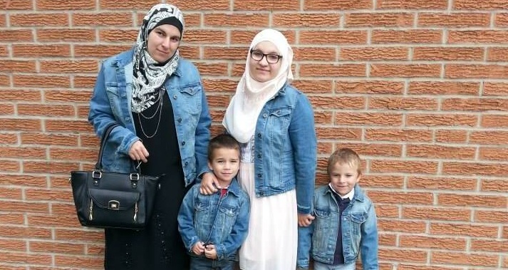 Jolly Bimbachi, who left Canada to reunite with her two sons, has safety left Syria after reportedly being held captive by a group linked to al Qaeda. (Photo courtesy of Jolly Bimbachi via Facebook)