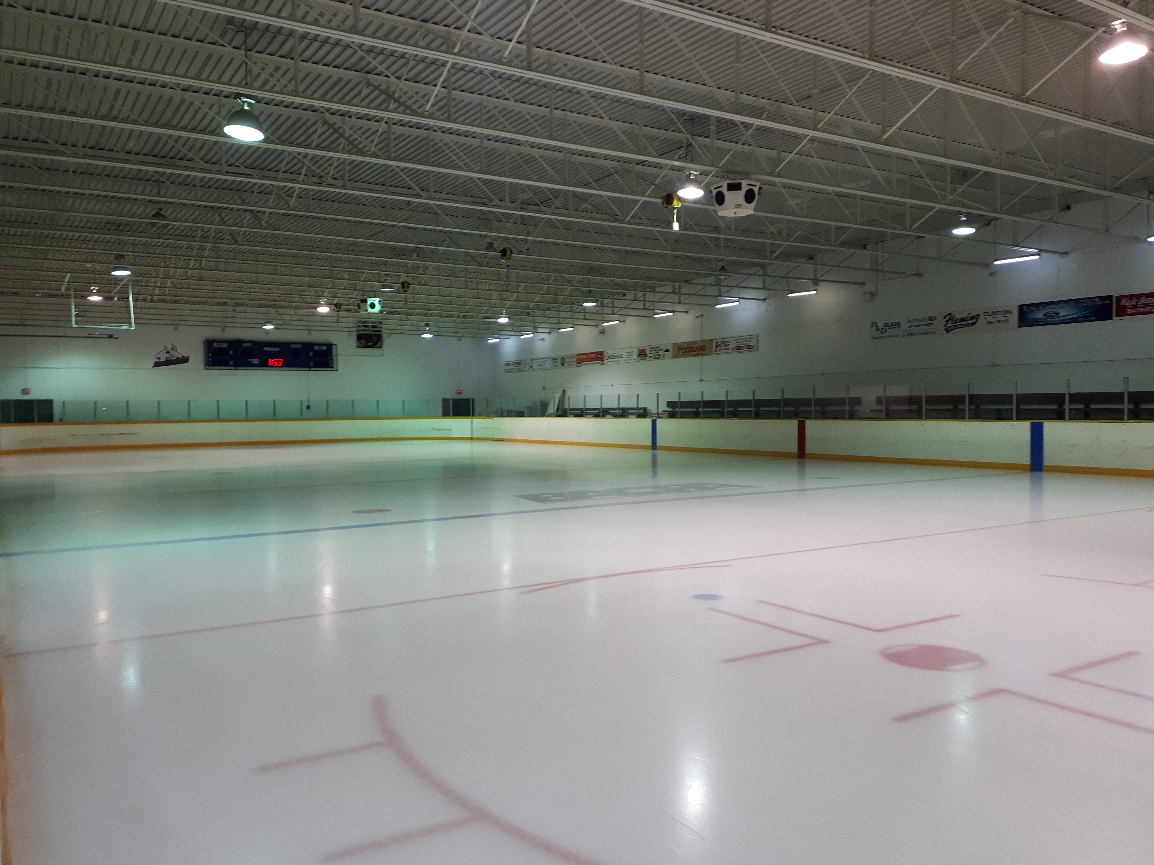 Fate Of Bayfield Arena Ice Still Not Decided