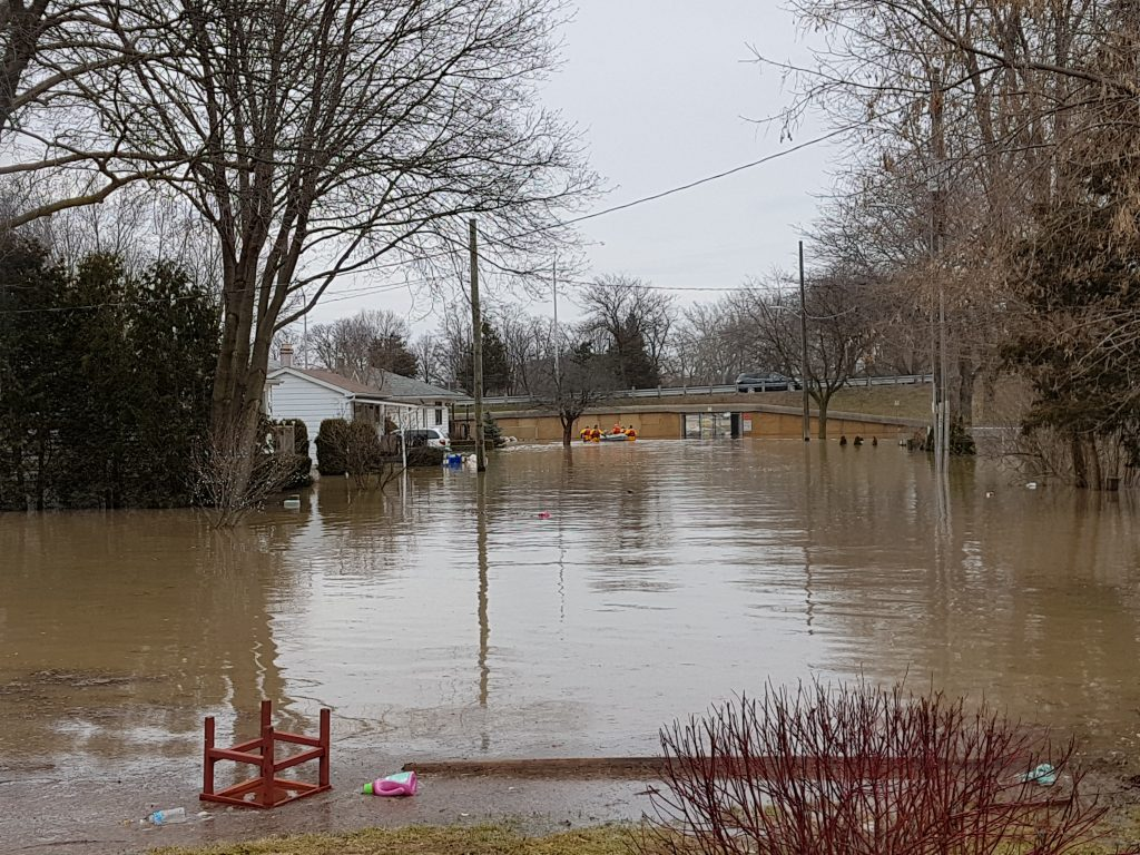How Do We Make Sure We Will Continue To >> BlackburnNews.com - Chatham Residents Rescued From Flood Waters (GALLERY)
