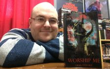 Craig Stewart, a Chatham native, recently published his first novel entitled Worship Me. (Photo courtesy of Craig Stewart)