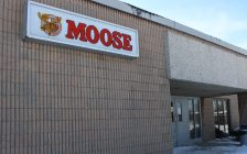 The Moose Lodge on Tecumseh Rd. February 5, 2017. (Photo by Maureen Revait)