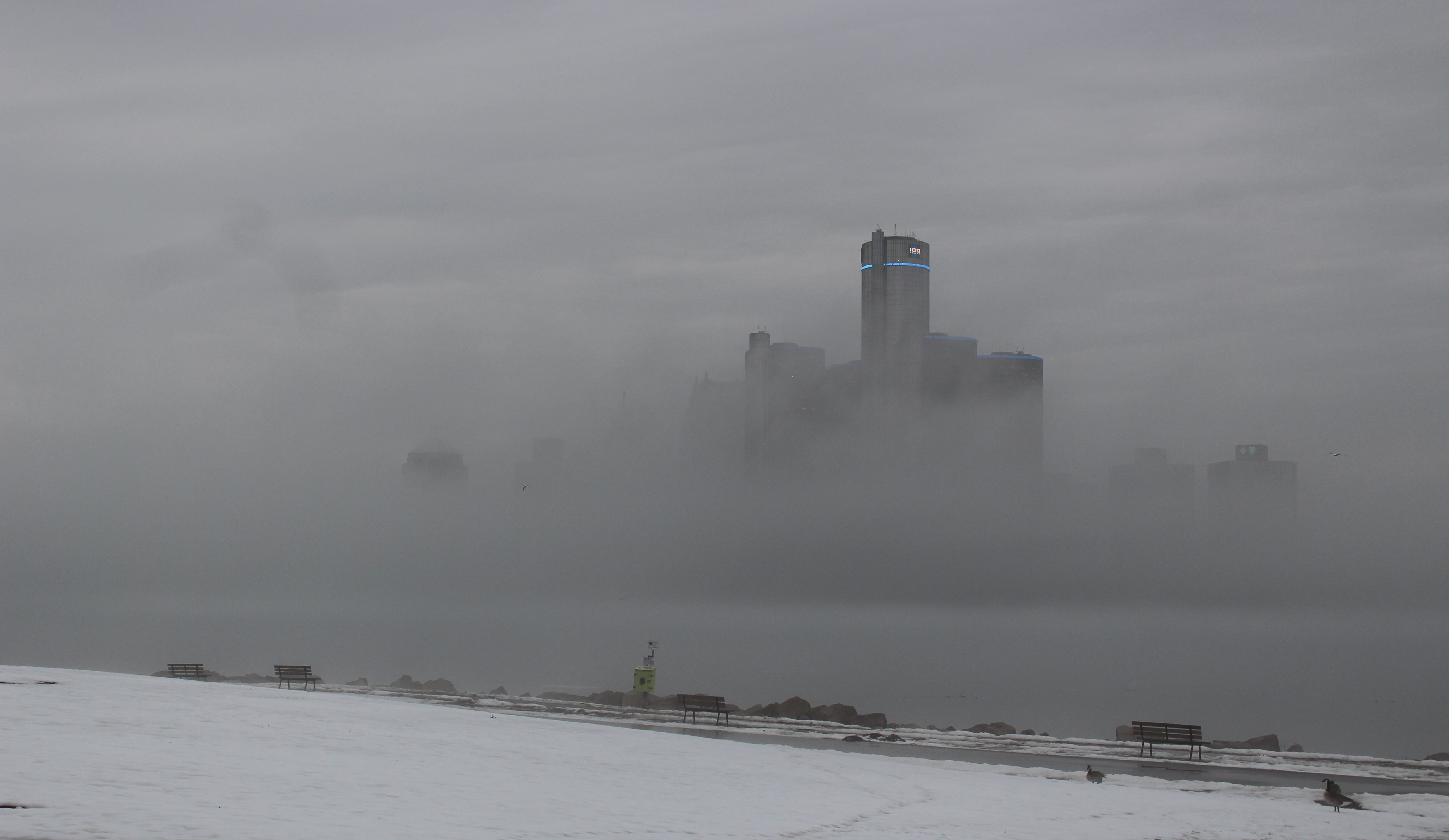 Fog Advisory in Effect Monday and Tuesday