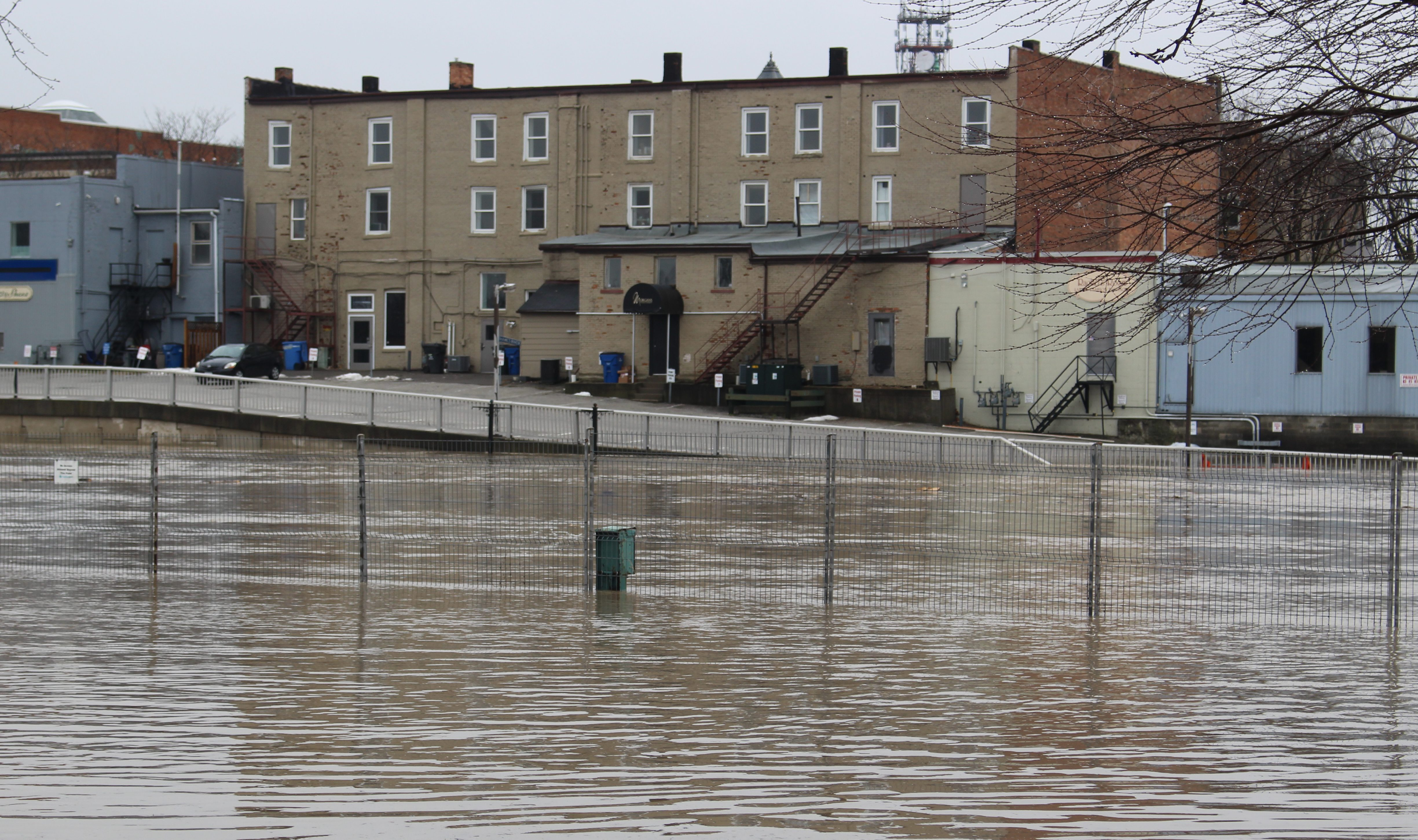 Waters Rising In Downtown Chatham (GALLERY)