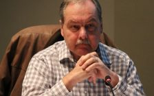 Councillor Joe Faas. January 30, 2018. (Photo by Sarah Cowan Blackburn News Chatham-Kent.)