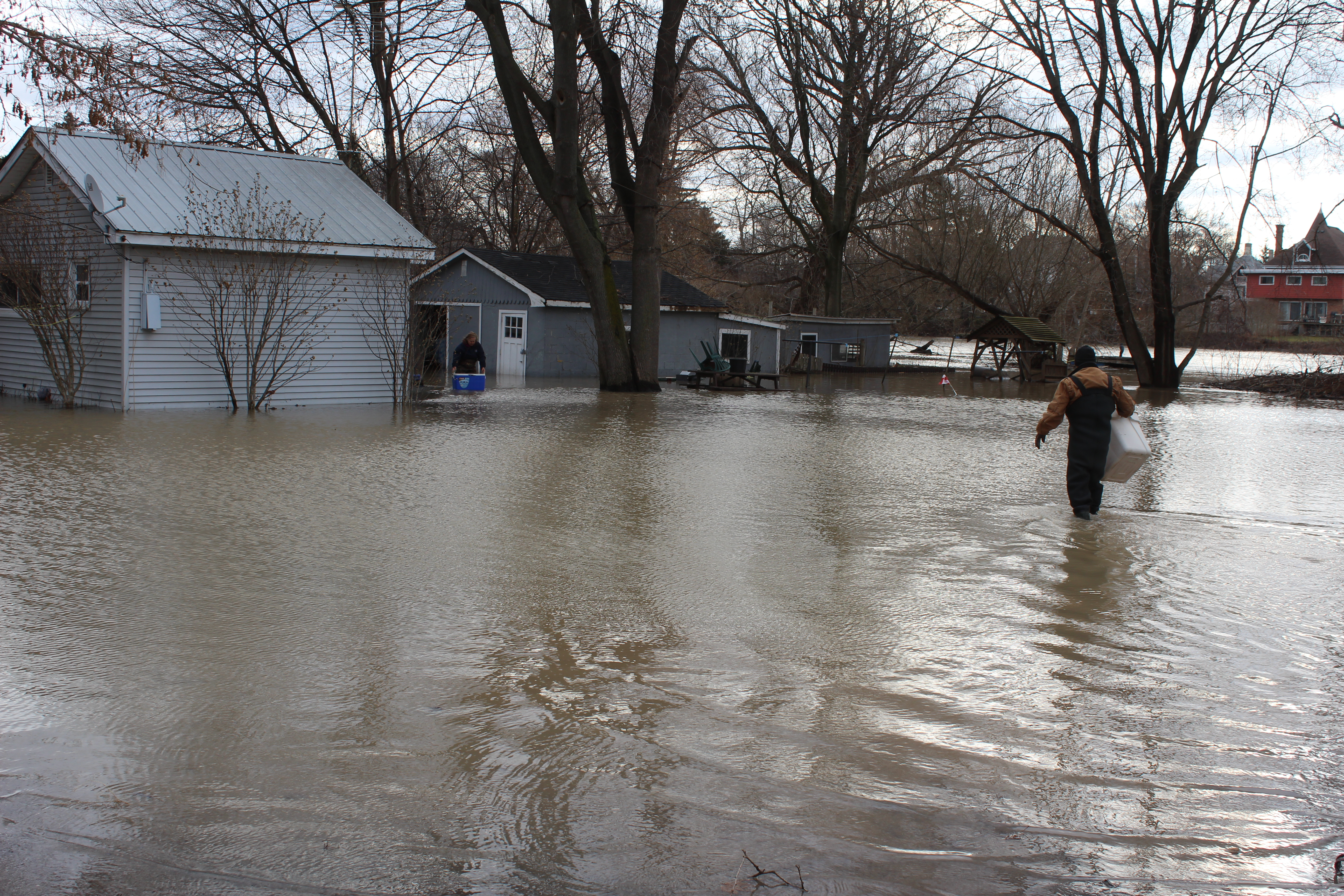 Water Levels Going Down In Chatham (GALLERY)