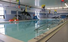The therapeutic pool at Pathway's Health Centre for Children in Sarnia. (Photo submitted by Pathways)